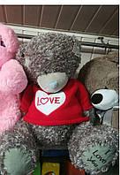 Мишка Тедди большой мягкая игрушка