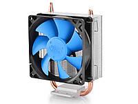 Вентилятор (кулер) для процессора Deepcool ICE BLADE 100 (LGA 1150/1151/1155/1156/775, FM2/FM1/AM4/AM3/AM2)