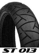 Мотоциклетные покрышки 110/80-14  ST-013   TL   SWALLOW