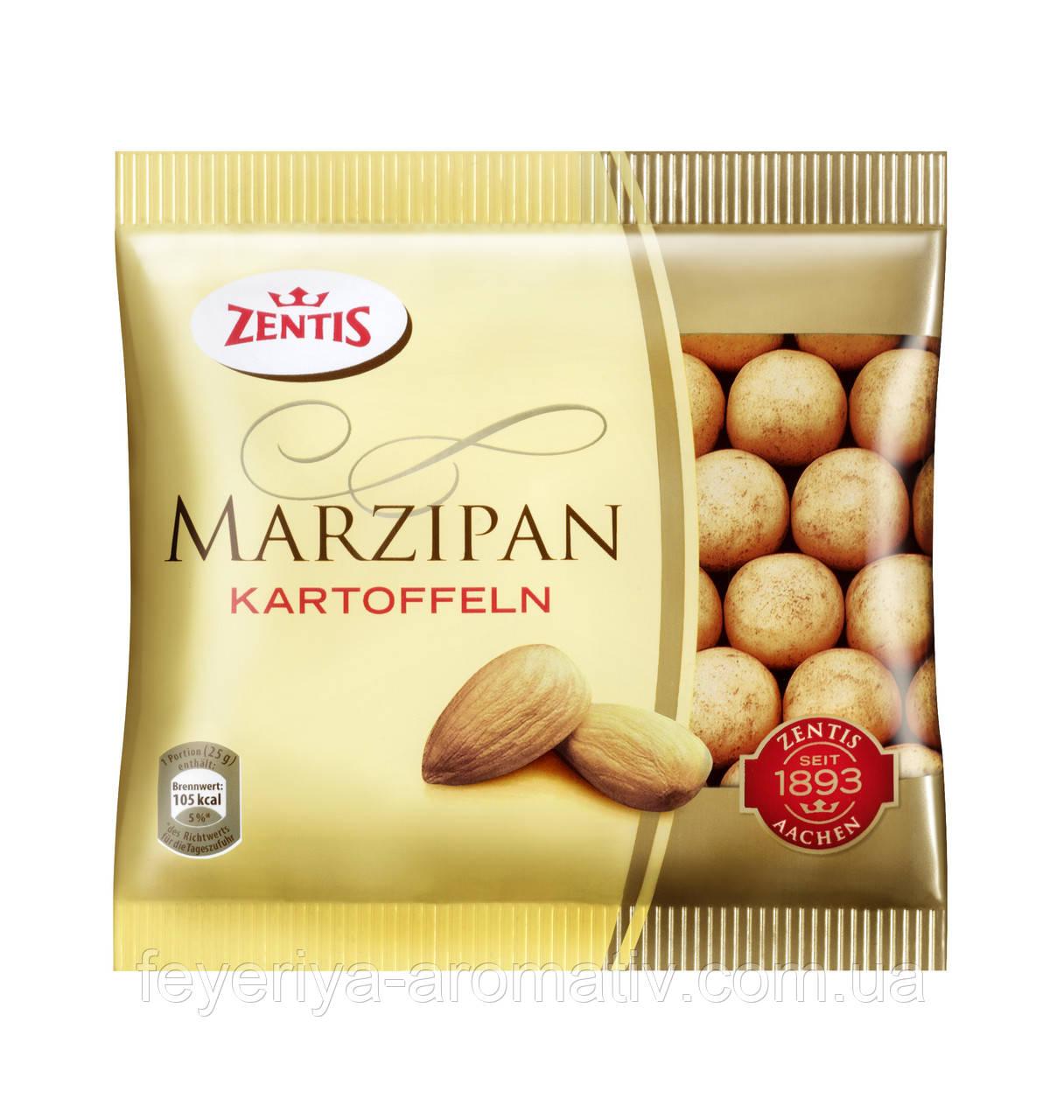 Марципановые конфеты Zentis Marzipan Kartoffeln 100г (Германия)
