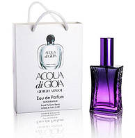 Женская парфюмированная вода Armani Acqua di Gioia - Travel Perfume 50ml