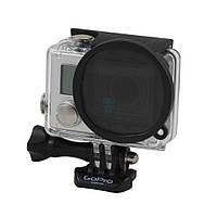 """Поляризационный фильтр для бокса GoPro """"Standard Housing"""", Polar Pro Polarizer Filter (P1003)"""