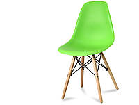 Кресло стул для кухни столовой Paris, зеленое