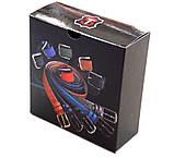 Мужской кожаный ремень-автомат Armani, фото 5