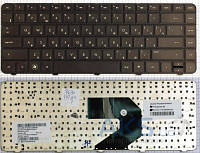 Клавиатура для ноутбука HP Pavilion G4-1000,G6-1000,Compaq 630,640,650,Compaq Presario CQ43,CQ57,CQ58 RU,(633183-251) Black