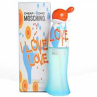 MOSCHINO Moschino I Love Love EDT 100 мл (Турция)
