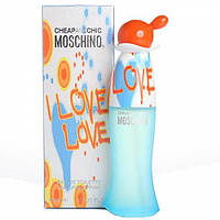 MOSCHINO Moschino I Love Love EDT Тестер 100 мл (ОАЕ)