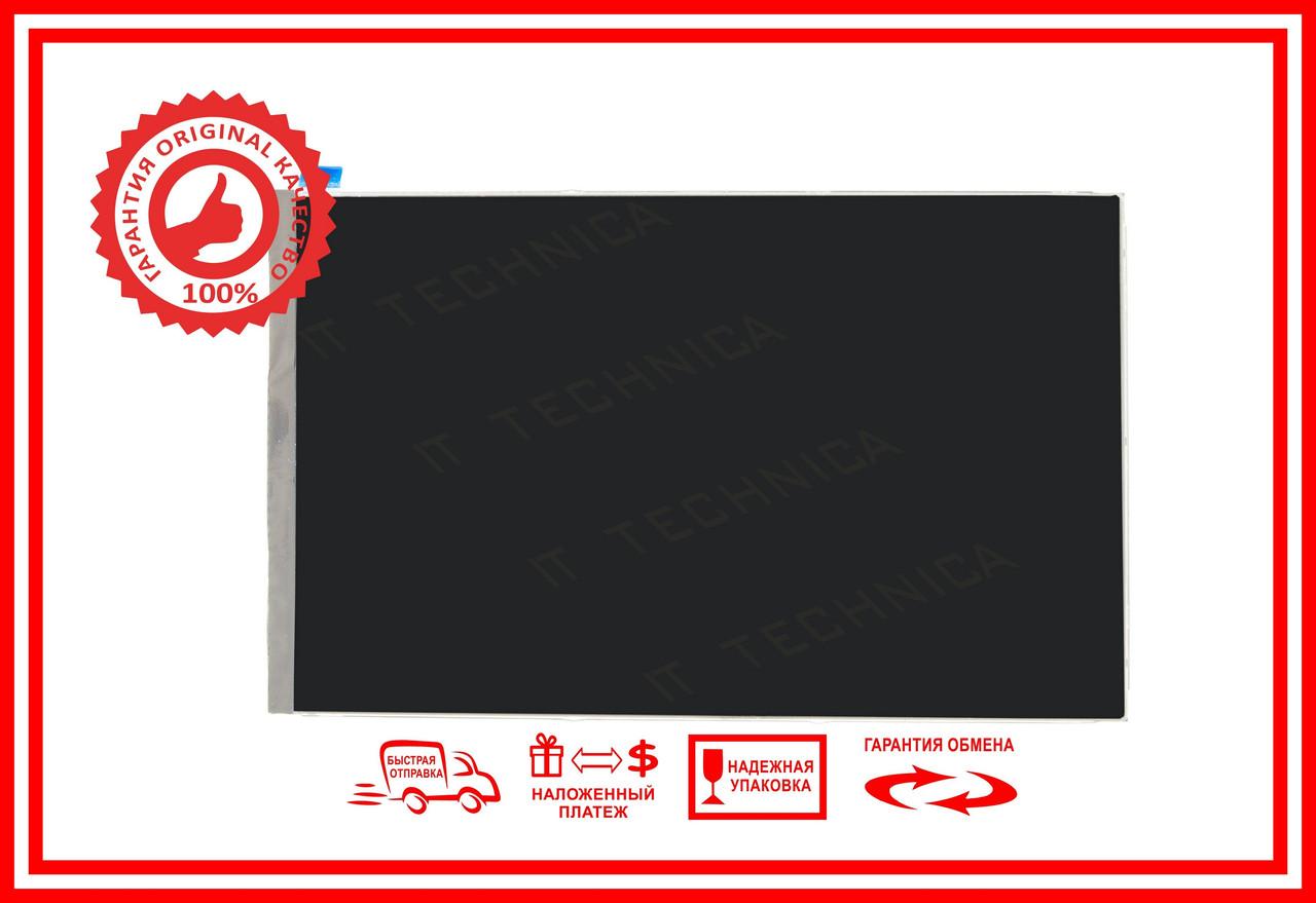 Матрица 162x100mm 31pin 1280x800 FPCA.070138AV1