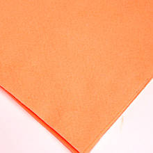 Фетр мягкий №9 персиковый, лист 30х20 см, 1,3 мм (Тайвань)