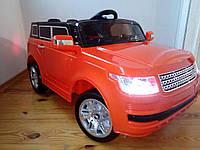 Двухместный Детский Электромобиль Джип RX8888 Range Rover, EVA Резина, 4 Амортизатора, дитячий електромобіль