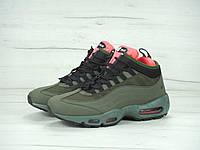 Кроссовки мужские Nike Air Max 95 Sneakerboot Olive Реплика