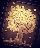 Денежное дерево на подарок..