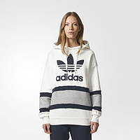 Женская худи Adidas Originals Trefoil BS4292 - 2017/2