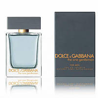 DOLCE & GABBANA Dolce & Gabbana The One Gentleman EDT 100 мл (Турция)
