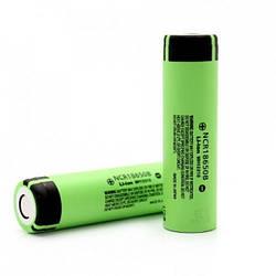 Промышленный Li-Ion аккумулятор Panasonic NCR18650B 3400 mAh без защиты, 18650