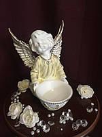 Ангел С чашей, пастель