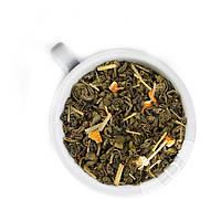 Чай Gutenberg  зеленый (ганпаудер)с добавками Лимонник