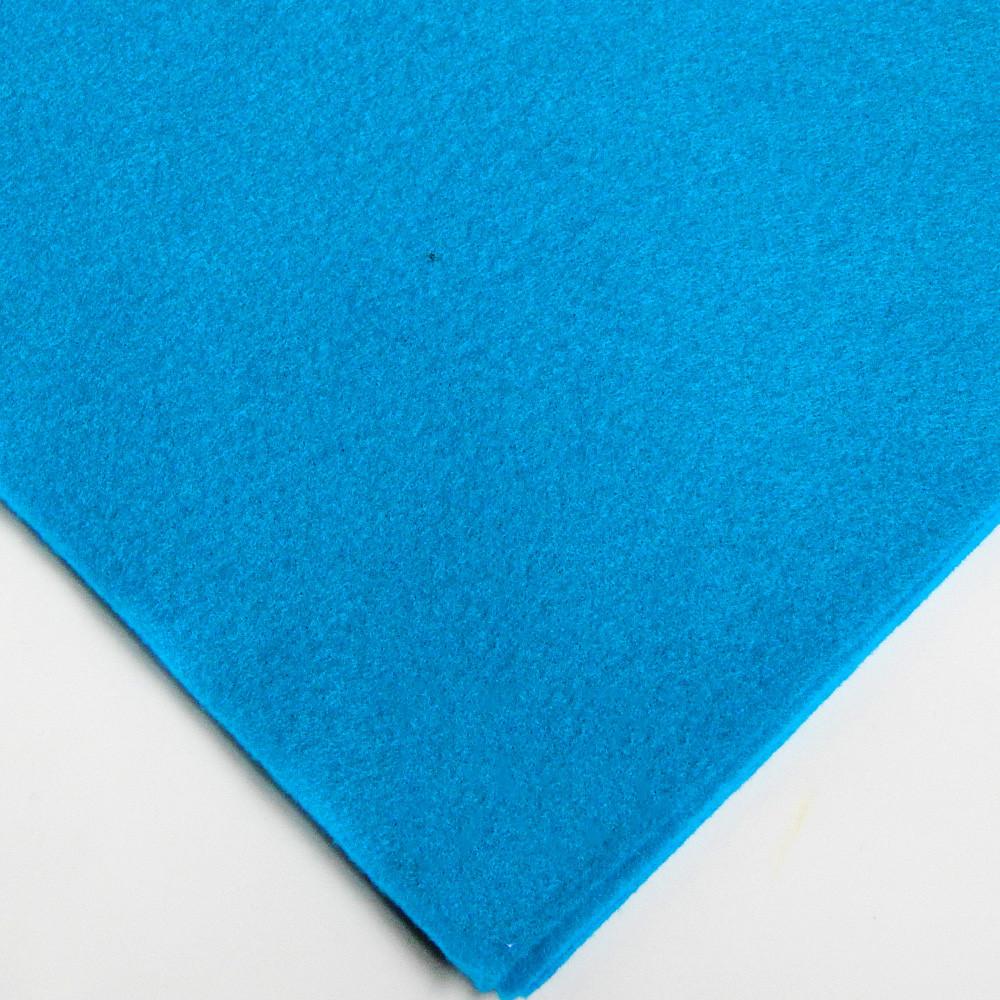 Фетр мягкий №30 светло-синий, лист 30х20 см, 1,5 мм (Тайвань)