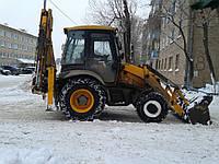 Уборка снега 0672325244 Вывоз снега Киев