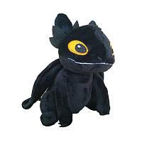 Беззубик Мягкая игрушка черный