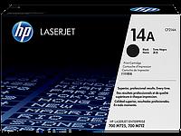 Заправка картриджа HP 14A (CF214A) для принтера LJ Enterprise M725dn, M725f, M712dn, M712xh