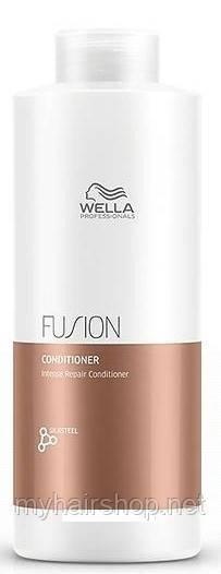 Кондиціонер для інтенсивного відновлення волосся WELLA Fusion Intensive Restoring Conditioner 1000 мл