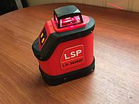 Лазерний нівелір LSP LX-360 HP, фото 1