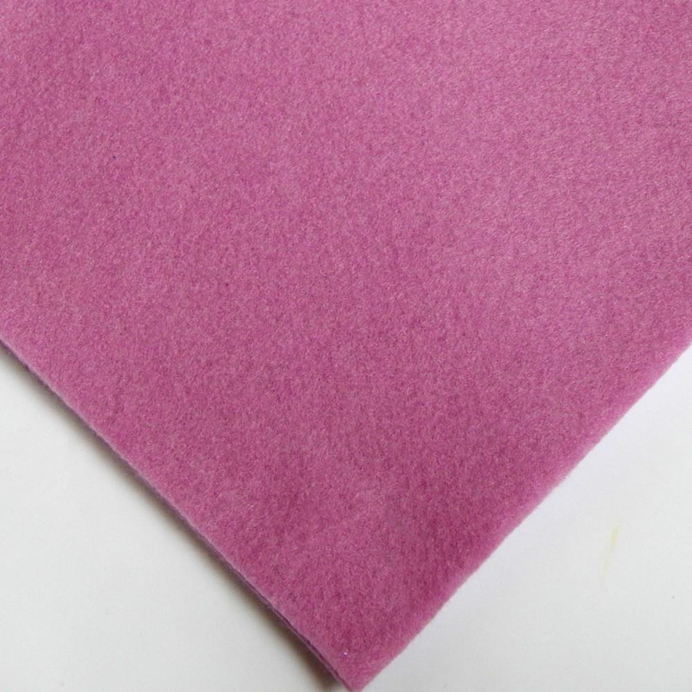 Фетр мягкий №36 сиреневый, лист 30х20 см, 1,5 мм (Тайвань)