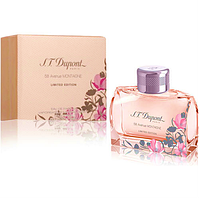 DUPONT S.T. Dupont 58 Avenue Montaigne Limited Edition edt 100 мл (Турция)