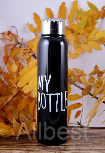 Термос My Bottle 350 мл Black