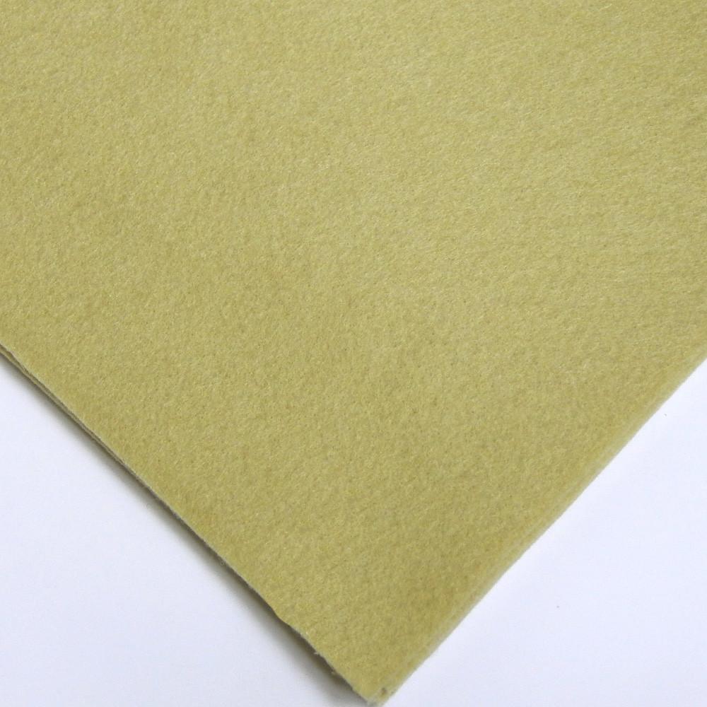 Фетр мягкий №47 бежевый, лист 30х20 см, 1,5 мм (Тайвань)