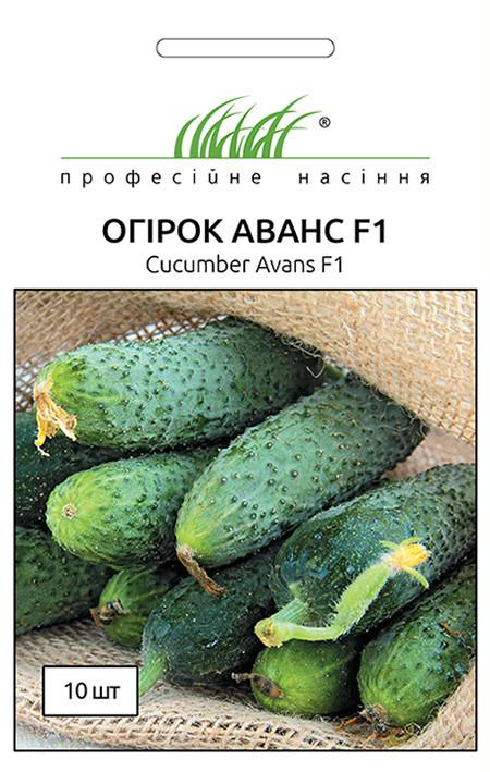 Семена огурцов Аванс (Авенсис) F1 10 шт, Nong Woo Bio