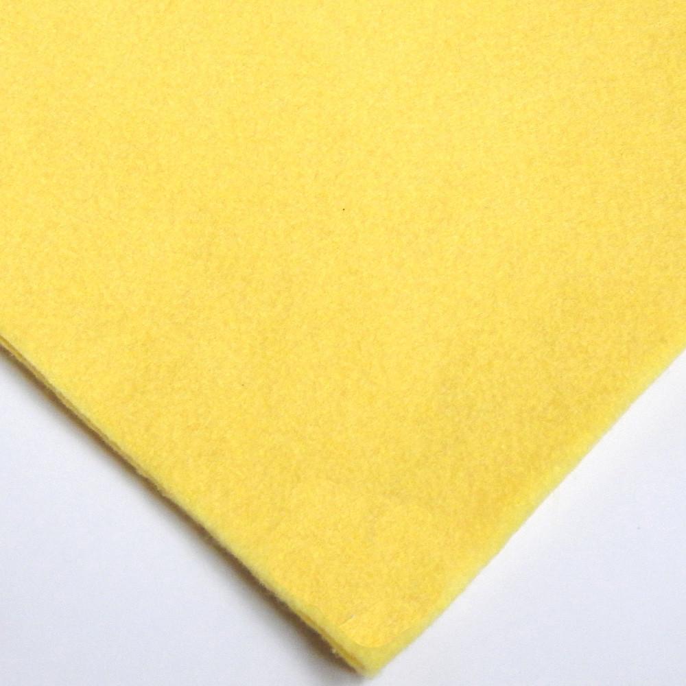 Фетр мягкий №56 крем-брюле, лист 30х20 см, 1,5 мм (Тайвань)