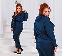 """Стильный костюм для пышных дам """" Жакет и брюки """" Dress Code, фото 1"""