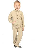 Детский флисовый костюм для мальчика