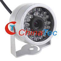 Камера  видеонаблюдения цветная CCTV водонепроницаемый IP66, фото 1