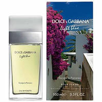 DOLCE & GABBANA Dolce & Gabbana Light Blue Escape to Panarea EDT 100 мл (ОАЕ)