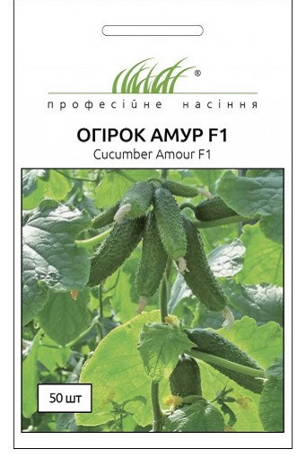 Семена огурцов Амур F1 50 шт, Bejo Zaden