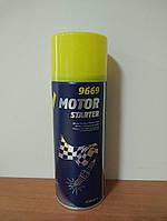 Mannol 9669 Motor Starter 400мл / Швидкий пуск двигуна