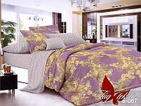Комплект постельного белья. Постель для дома. Изысканные комплекты постельного белья.