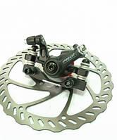 Дисковый тормоз ARTEK (калипер + ротор 160)