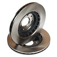 Диск тормозной передний ВАЗ 2110,1117-19 Калина AURORA комплект