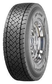 Шина 315/80R22,5 156L154M SP446 3PSF (Dunlop)