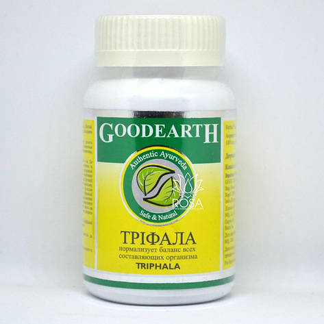 Трифала №60, GOODCARE PHARMA PVT. LTD., фото 2