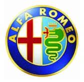 Alfa Romeo глушитель резонатор