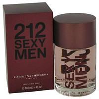 CAROLINA HERRERA Carolina Herrera 212 Sexy Men (стекло) EDT (Каролина Эррера 212 Секси Мен) 100 мл (ОАЕ)
