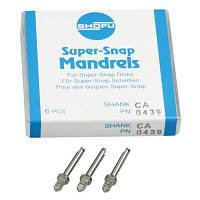 Super-Snap Mandrels