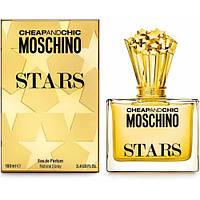 MOSCHINO Moschino Cheap and Chic Stars EDP 100 мл (Турция)