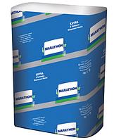 Полотенца бумажные в листах Extra ZZ TM Marathon