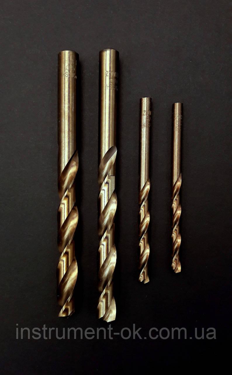 Сверло по металлу кобальтовое HSS Co d 3.8 мм